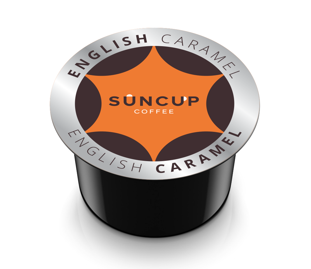 Suncup English Caramel